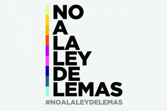Juntas firmas contra la Ley de Lemas