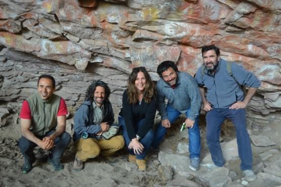 Sitios patagónicos de alto valor patrimonial tendrán difusión en medios nacionales