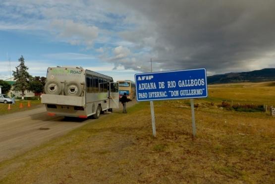 Otra vez problemas en la frontera con Chile