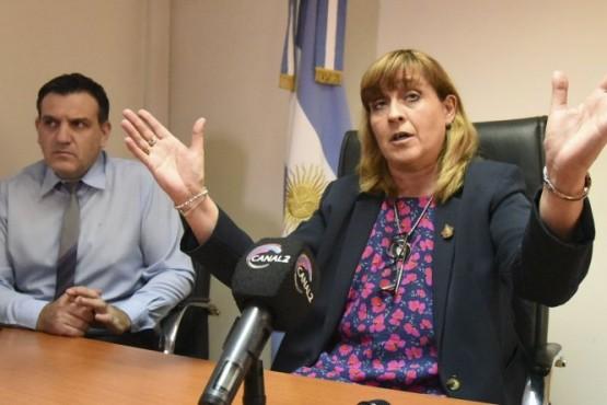 Yáñez viajará hoy a Buenos Aires y mañana recibirá las imágenes