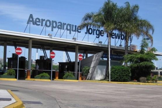 Condenan a sujeto que robó a pasajero que arribó a Aeroparque desde Río Gallegos