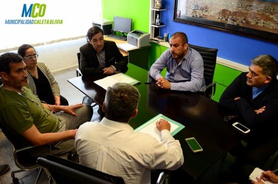 Municipio e IDUV gestionan construcción de Capilla y SUM