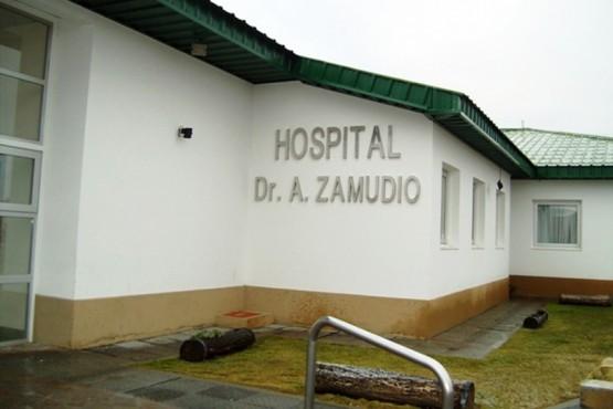 Detenido por amenazar a las personas en el Hospital