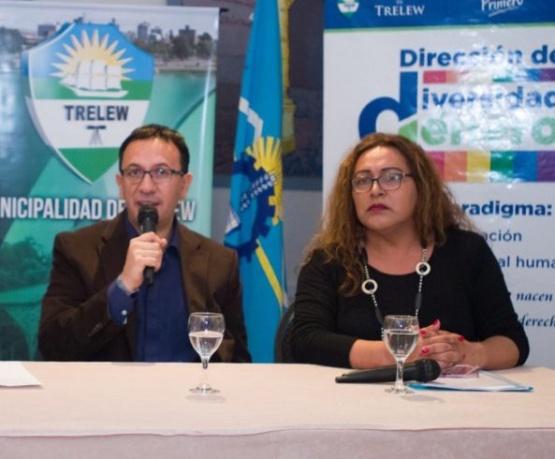 Trelew aboga por la inclusión en las escuelas en materia de género