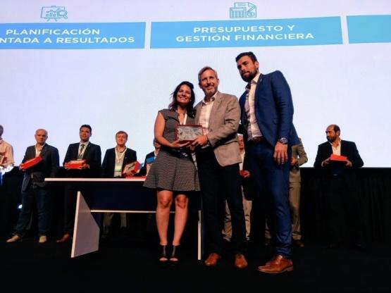 Madryn premiada entre los 15 mejores municipios del país