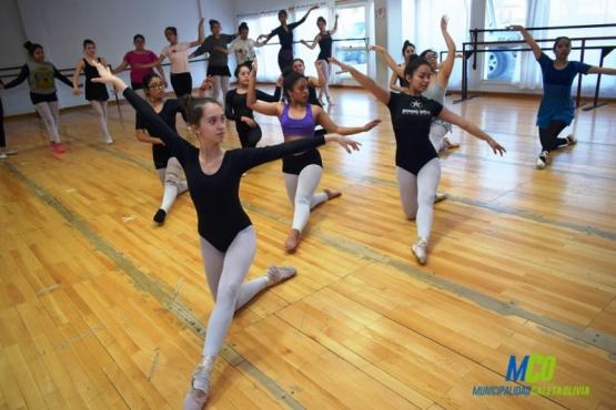 La Escuela de Danzas Clásicas Municipal realizará el Festival Anual de Ballet