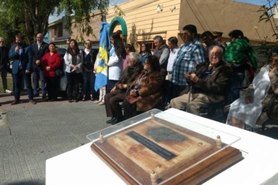 Sentido homenaje a José Honorio Ortega
