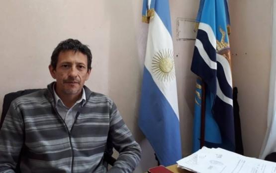Martín Agüero, Jefe de Protocolo.