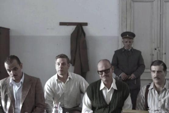 Se estrenó la película que cuenta la fuga de la Unidad 15 en 1957