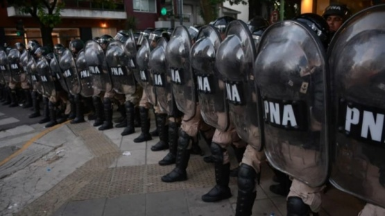 Macri descartó que Nación se vaya a hacer cargo del operativo de mañana