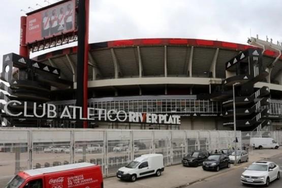 Se levantó la clausura del estadio Monumental