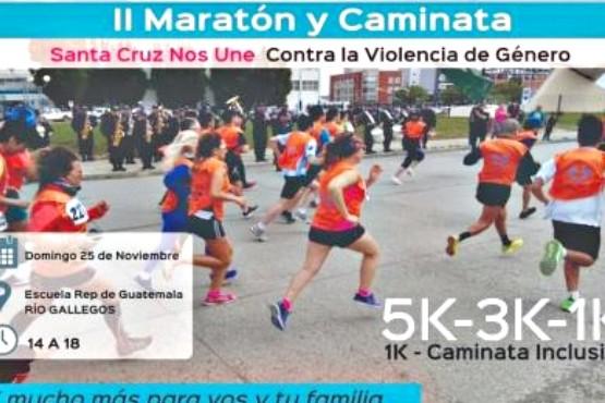 La maratón espera una gran convocatoria.