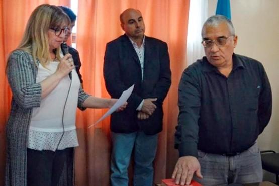 La Justicia no resuelve Acción de amparo en Turbio, pero siguen asumiendo nuevas autoridades