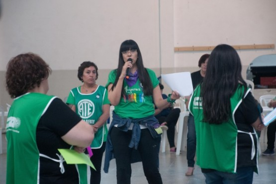 Mujeres de CTA A se reunieron en Puerto San Julián