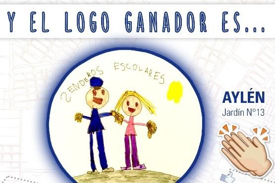 """Se conoció cual fue el logo ganador del proyecto """"Sendero Escolar"""""""