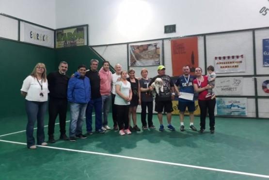 """Torneo de pádel """"140 Aniversario Puerto Santa Cruz"""