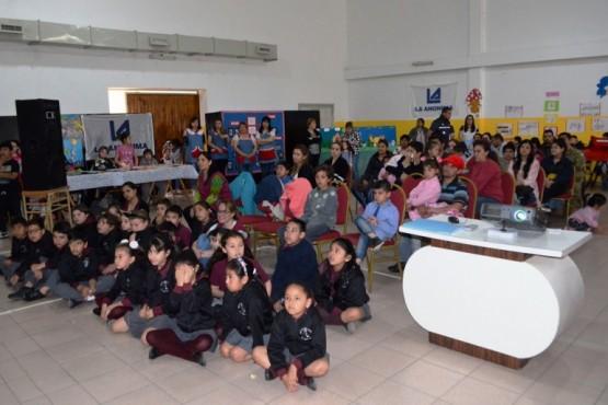 Los niños se interesan por la lectura