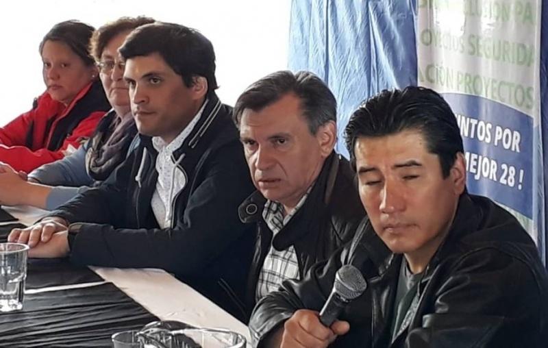 Realizaron una conferencia de prensa anunciado las obras.