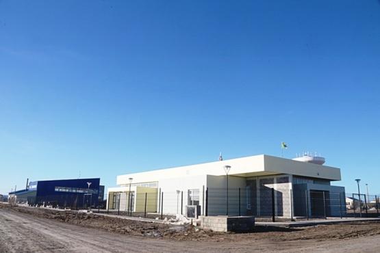 En esta zona estará ubicado el Centro de Salud N°9. (C.G.).