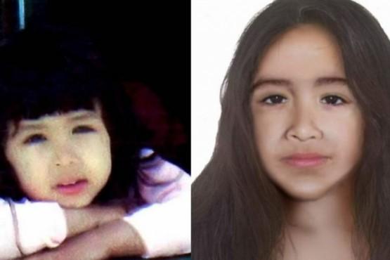 A 10 años de la desaparición de Sofía Herrera, lanzan megaoperativo para buscar a la nena