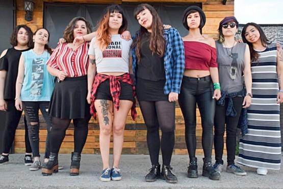 Hijas de la Luna define su primer disco y se da un tiempo para el escenario