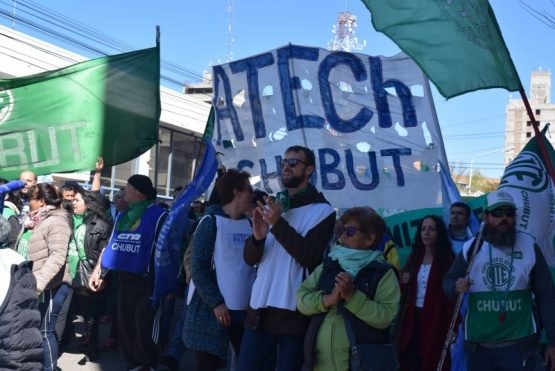 """Paro docente en rechazó al programa """"Secundaria 2030"""" y el Presupuesto educativo"""