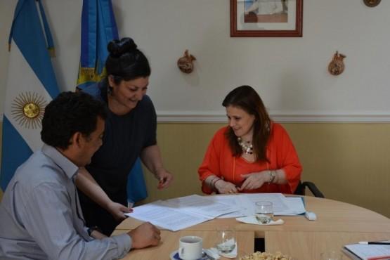 Asistencia para el fortalecimiento de hogares de protección de mujeres
