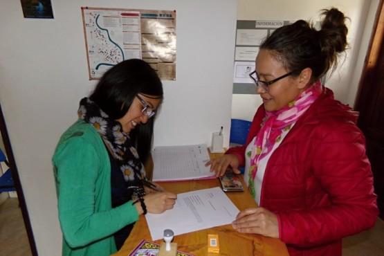 Continúan las actividades del programa aprendiendo democracia