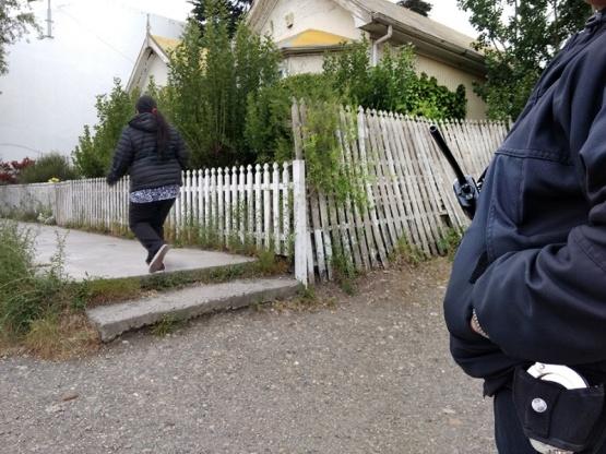 Investigan robo en la vivienda de la prima de la Gobernadora