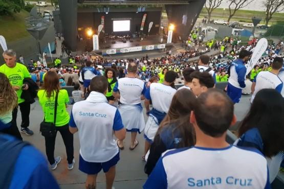 Santa Cruz en los Juegos de Playa 2018