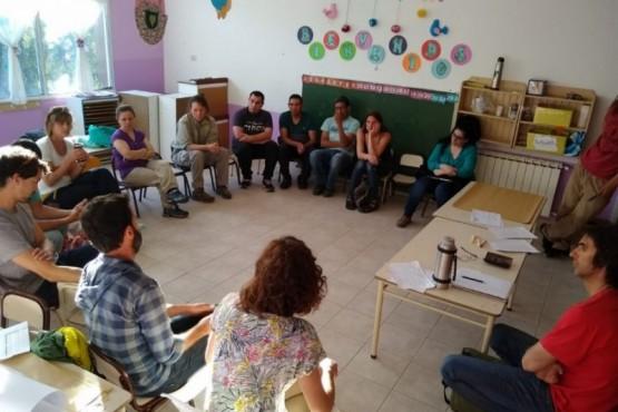 Ttalleres de gestión y planificación participativa
