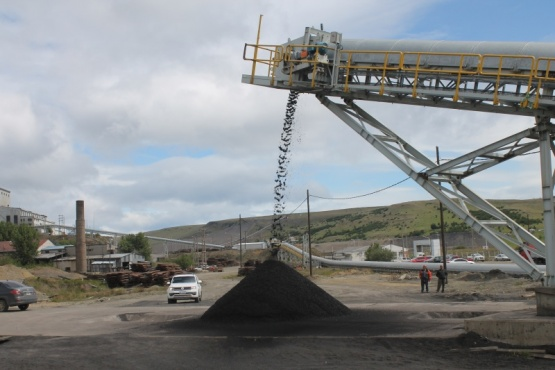 Comenzó a funcionar nuevo sistema de transporte de carbón