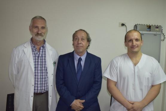 El HRRG atiende a demanda en ortopedia infantil y traumatología