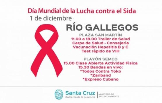 Se preparan las actividades por el día mundial de lucha contra el VIH