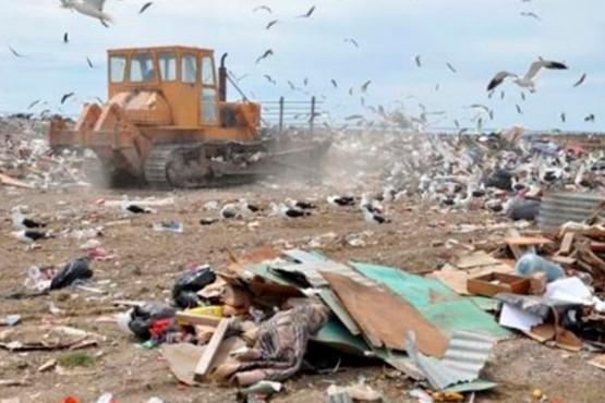 Empezó la compra de equipamiento para la planta de transferencia de residuos