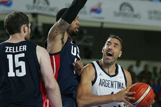 La selección argentina derrotó a Estados Unidos y se clasificó al Mundial de China 2019