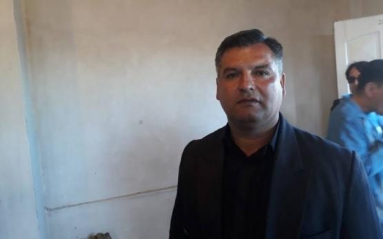 Cristian Aguilera, Secretario de Obras