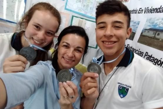 Jóvenes de El Calafate lograron Mención Especial en competencia nacional