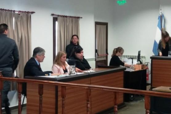 Condenaron a cinco años de prisión a Tejeda por el delito de robo