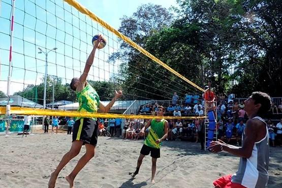 El Calafate presente en los Juegos Nacionales de Playa