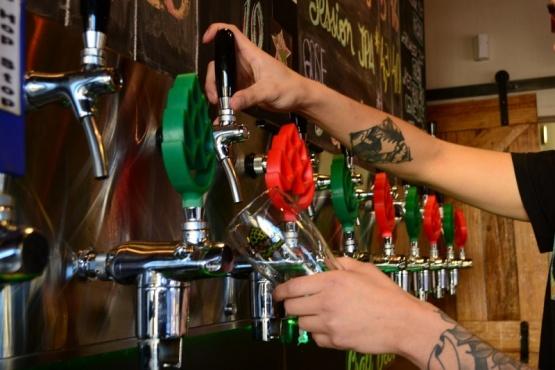 Este año ya se vendieron 121 mil litros de cerveza artesanal