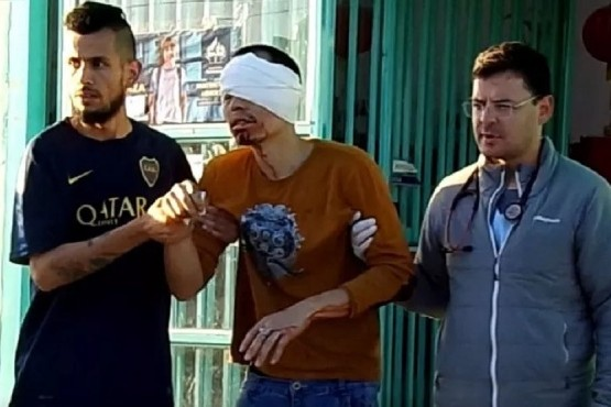 Comerciante chino fue atacado por dos hombres que no quisieron pagar