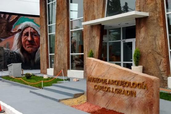 """El Museo de Arqueología """"Carlos J. Gradin"""" abre hoy sus puertas a la comunidad"""