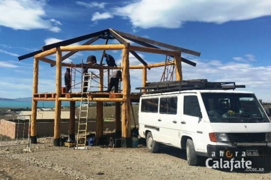 Nuevas plazas para dos barrios de El Calafate