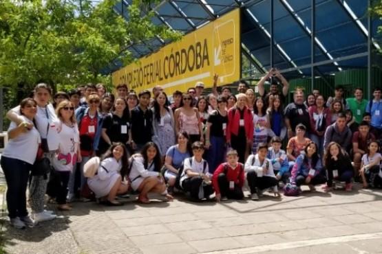 Distinguieron a estudiantes santacruceños en la Feria Nacional de Ciencia