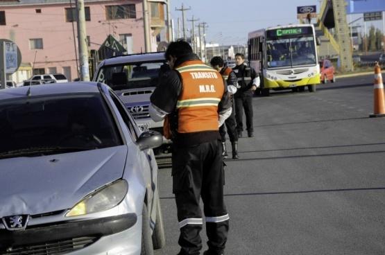 Cinco secuestros por conducir ebrios durante el fin de semana