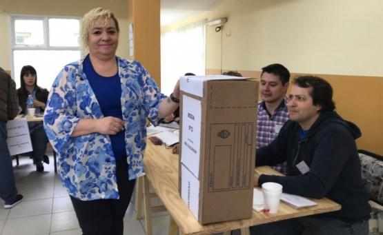 Viviana Carabajal se impone en la elección de vocal por la CPS