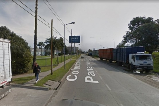Dos policías mataron a un motochorro en fuga