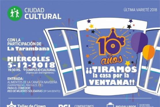 El taller municipal de Teatro Infantil invita a su fiesta de cierre de año