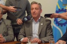 Arcioni anunció el fin del pago escalonado